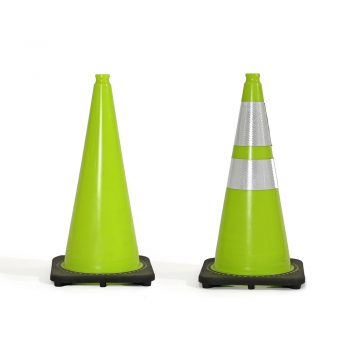 28-Inch Lime Cones