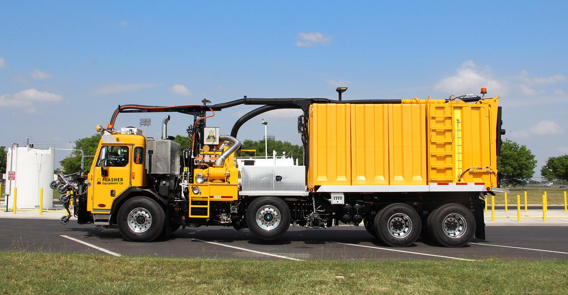 Flasher Equipment Company Water Blaster