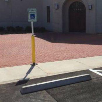 Parking Lot Supplies