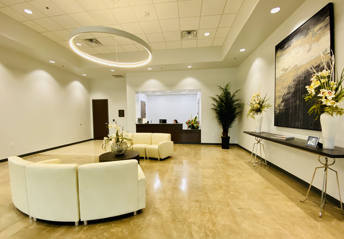 Flasher Equipment Company Lobby