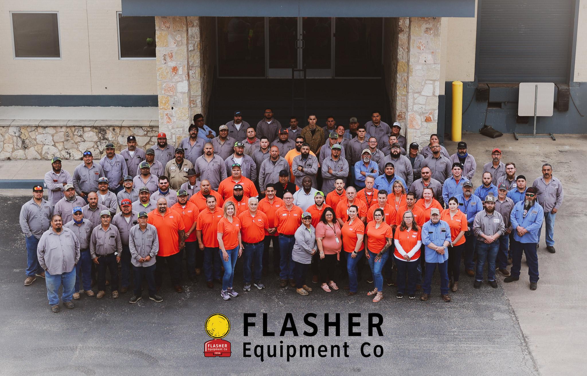 Flasher Equipment Company Employees